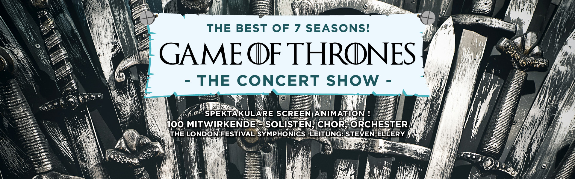 Game of Thrones -The Concert Show!