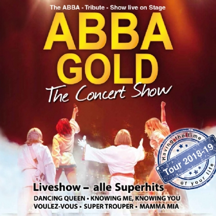 ABBA GOLD - the concert show - Having the time of your life